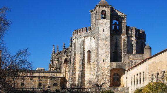 Convento Cristo em Tomar - Templários - Templar Knights