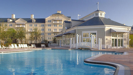 DISNEY'S HOTEL NEWPORT BAY CLUB_1