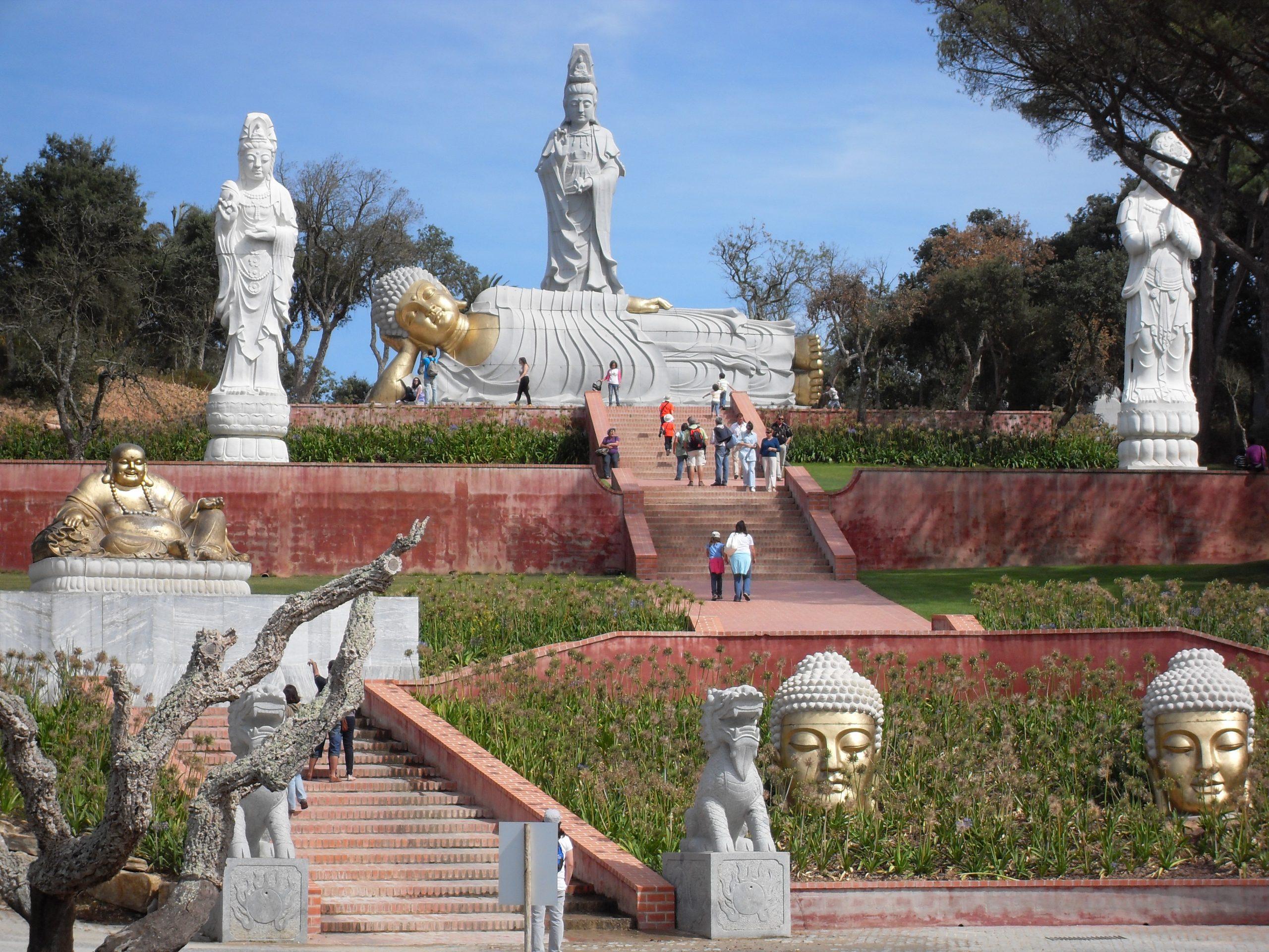 Buddha Eden Garden, Bombarral, Portugal
