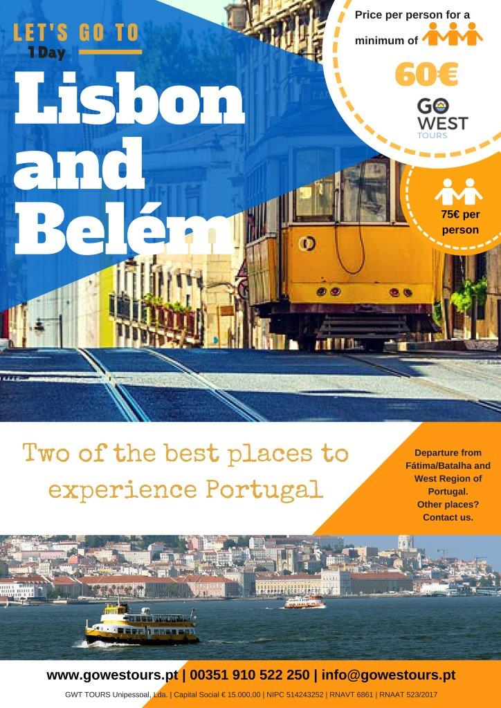 Sightseeing Lisbon and Sintra - Portugal