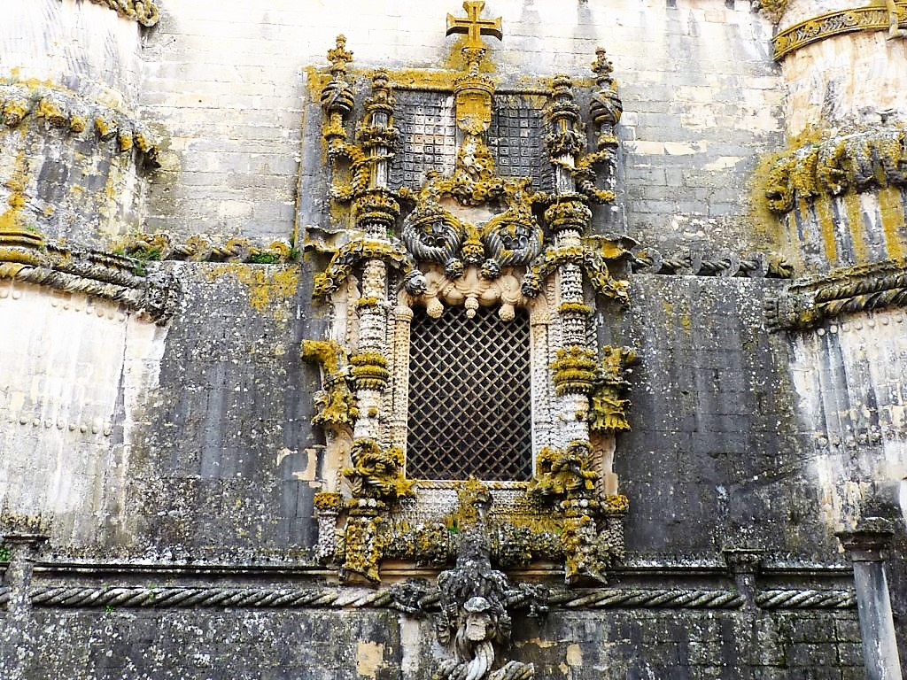 Sightseeing Visit Portugal - Tomar Knights Templar City