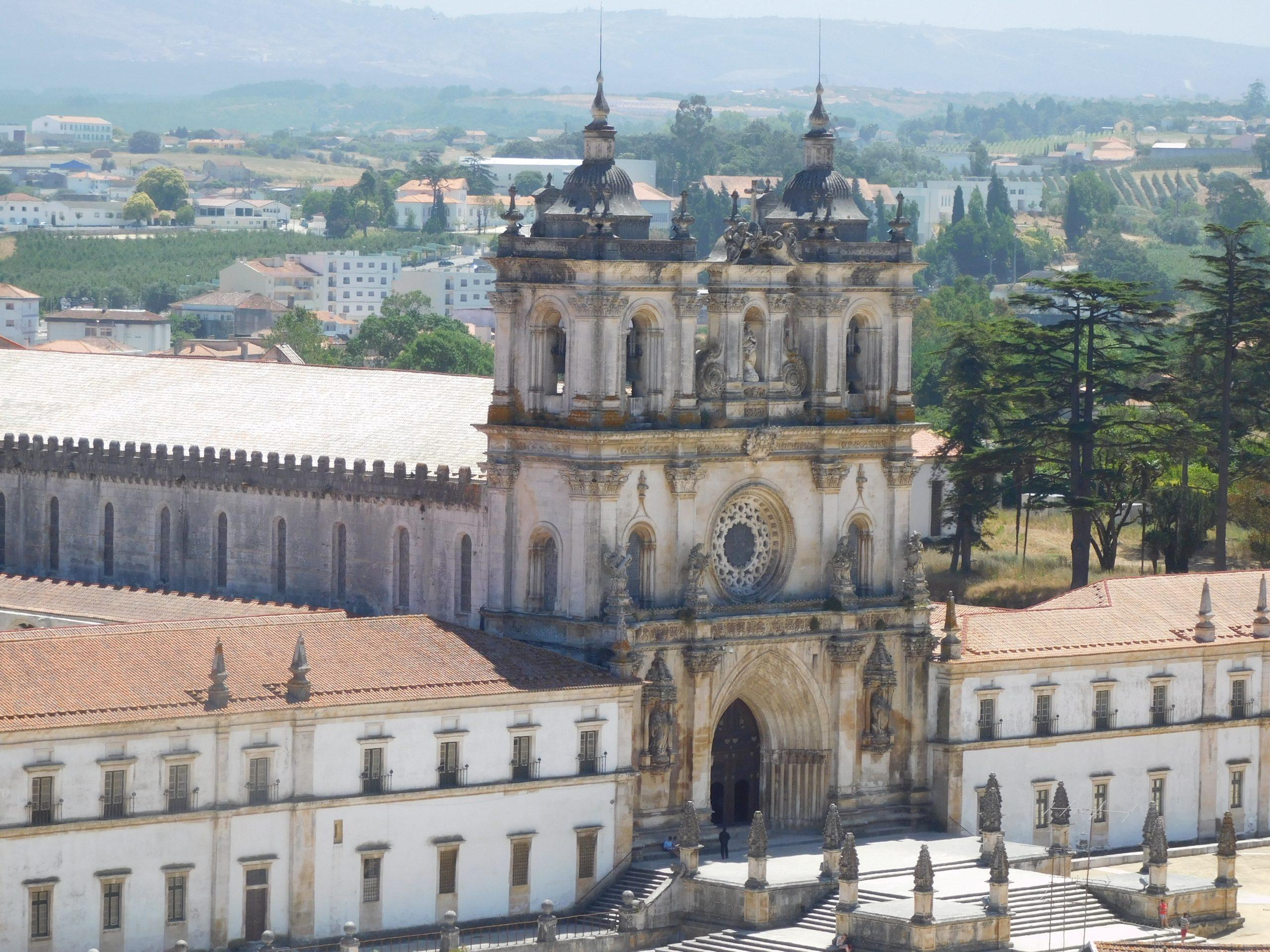 Alcobaça, Portugal - Alcobaça Monastery